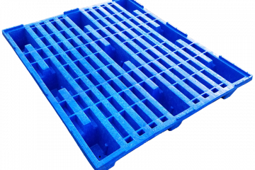 Super D Lip Model – Heavy Duty Plastic Pallet